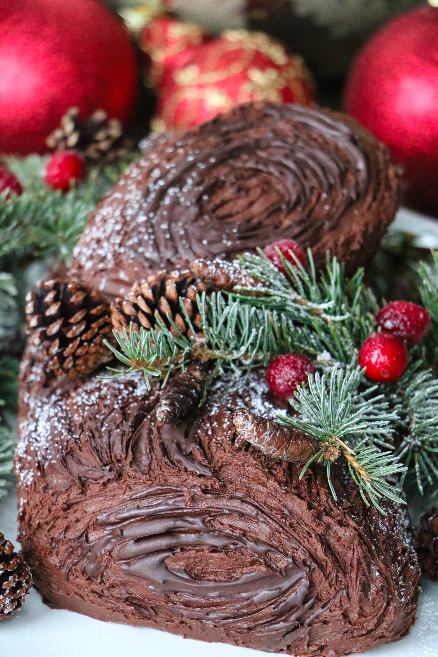 Buche de Noel 5