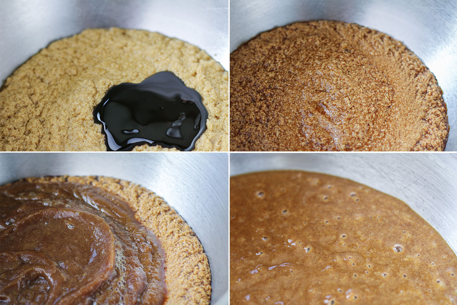 Sticky Toffee Pudding Batter
