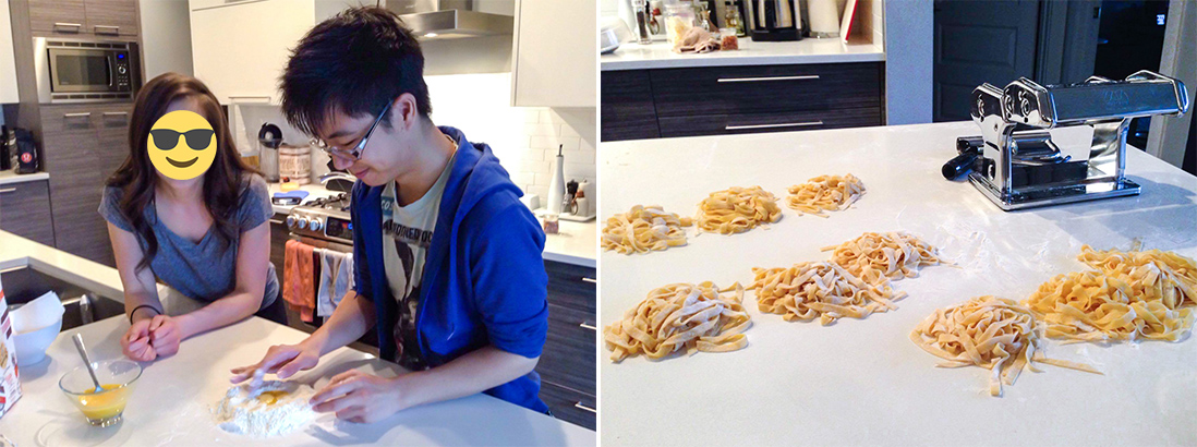 Vince-making-pasta