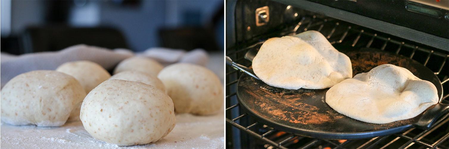 Homemade-pita-bread