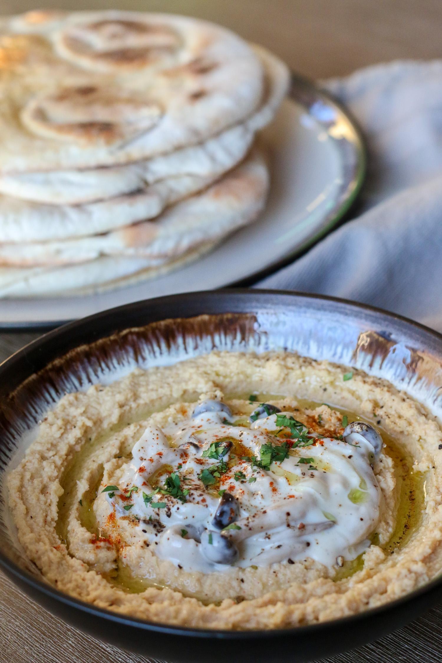 Mushroom Hummus 2